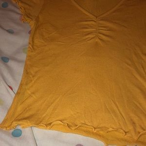 PacSun Tops - Yellow Top